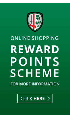 London Irish Reward Points