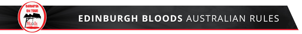 Edinburgh Bloods Australian Rules