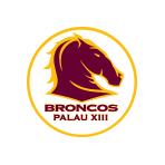 Broncos Palau XIII