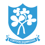 Cortoon Shamrocks