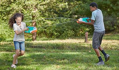 Garden Games & Activities