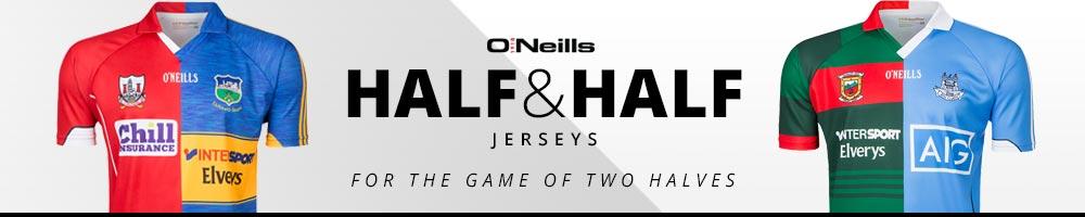 Half & Half Jerseys