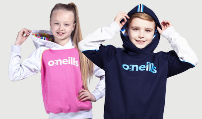 Kids Hooded Tops