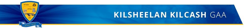 Kilsheelan Kilcash GAA