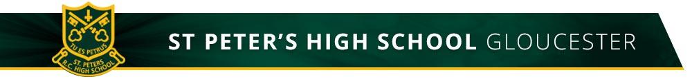 St Peter's High School Gloucester