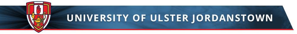 University of Ulster Jordanstown