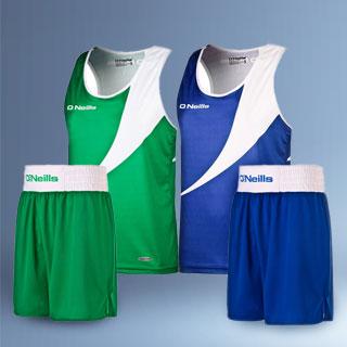 Vests & Shorts