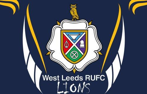 West Leeds Lions Junior Rugby