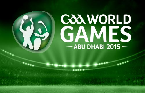 GAA World Games 2015