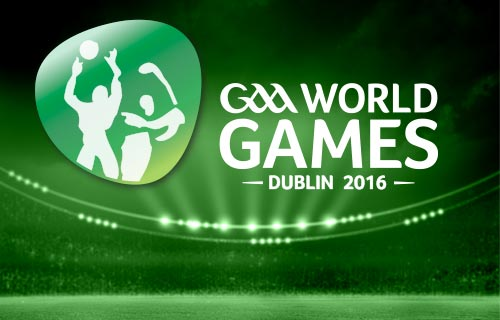 GAA World Games 2016