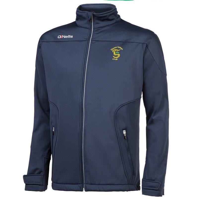 Glanworth GAA Suir Softshell Jacket (Kids)