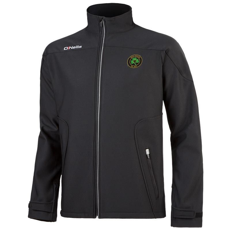 Irish Wolves Supporters Club Suir Softshell Jacket