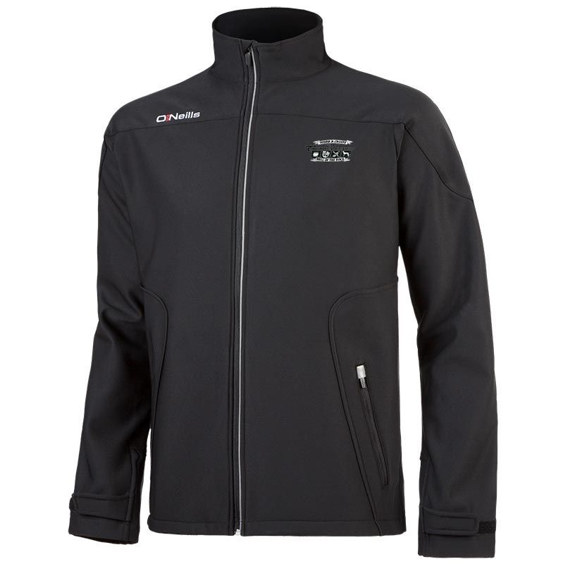 Tubbercurry GAA Suir Softshell Jacket