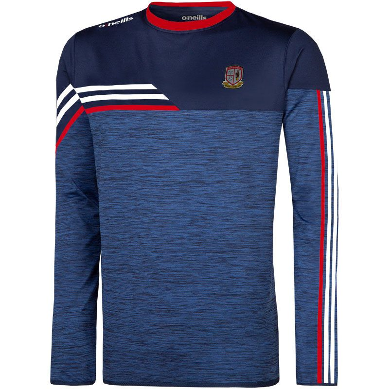 St Pats Palmerstown Kids' Nevis Brushed Crew Neck