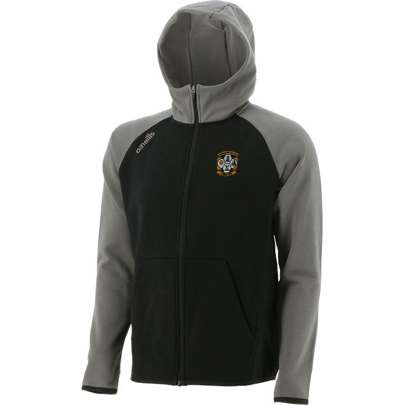 Ashbourne United Henry Fleece Full Zip Hoodie