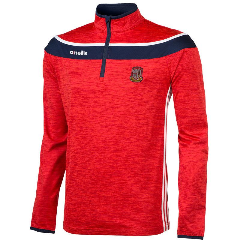 St Pats Palmerstown Slaney 3s Brushed Half Zip Training Top