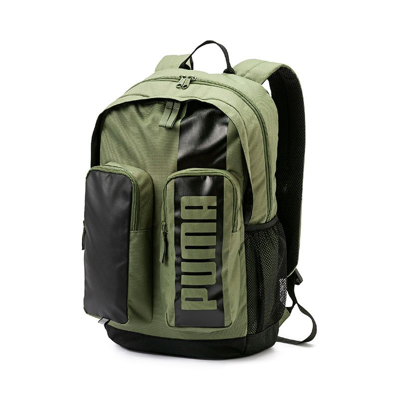 Puma Deck Backpack II Olivine