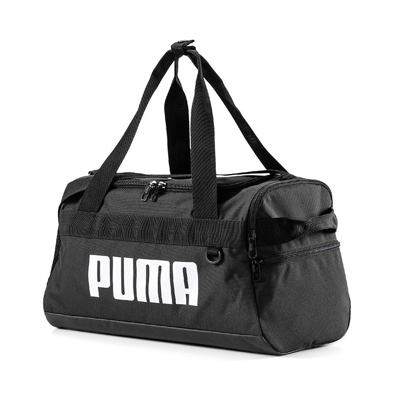 Puma Challenger Extra Small Duffel Bag Black / White