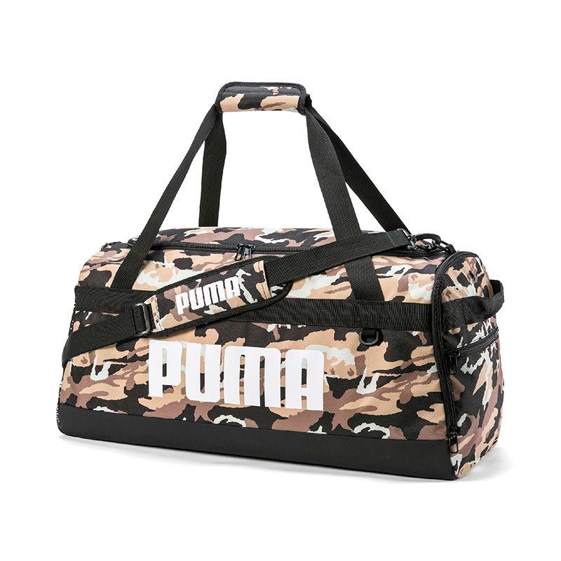 Puma Challenger Medium Duffel Bag Camo