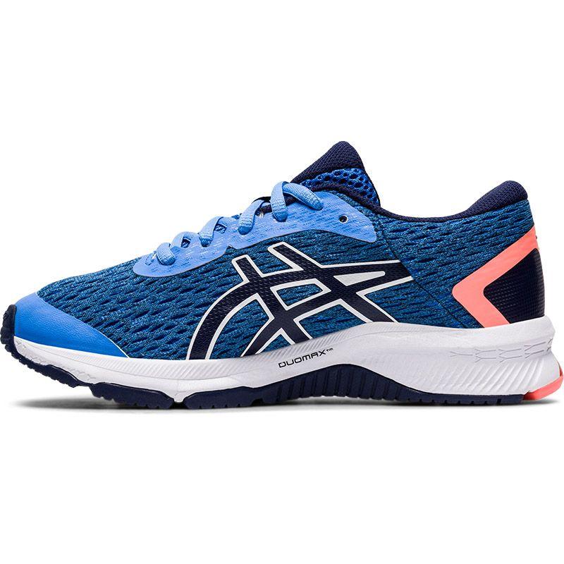 stomach ache Perch Custodian  Kids' ASICS GT-1000™ 9 GS Running Shoes Blue Coast / Peacoat | oneills.com