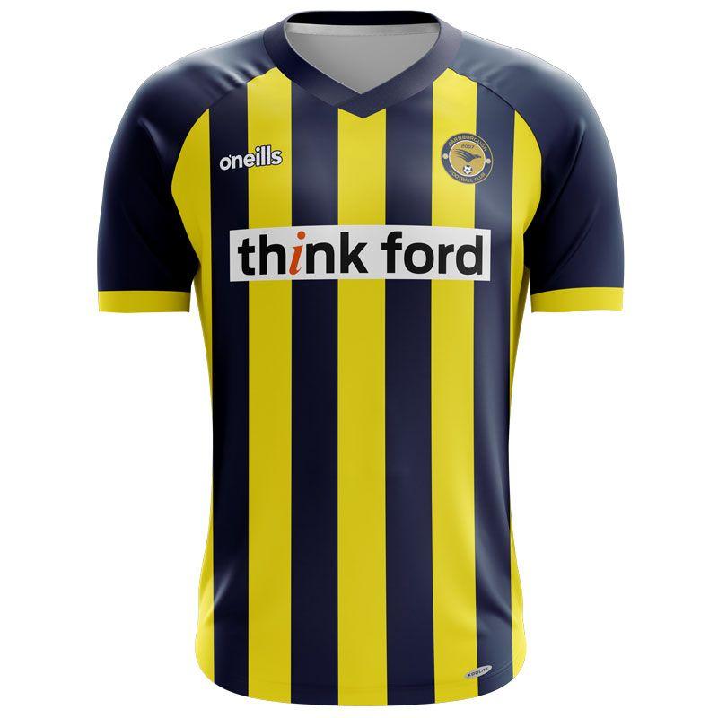 Farnborough Football Club Soccer Jersey (Home)