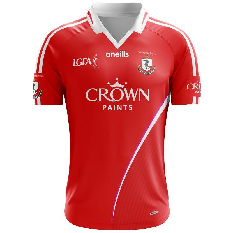 O'Donovan Rossa Magherafelt LGFA Jersey