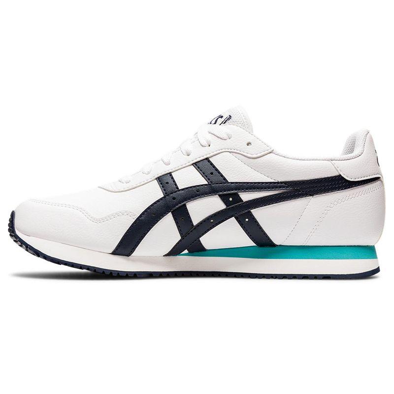 Men's ASICS Tiger Running Shoes White