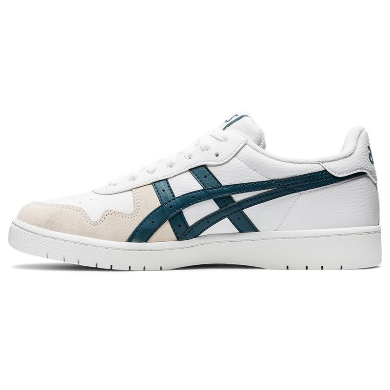 Men's ASICS Japan S Suede Shoes White