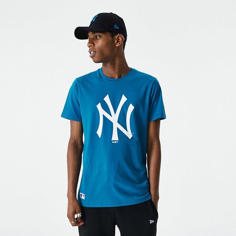 New New York Yankees New Era Men/'s Baseball MLB Team T-Shirt Navy