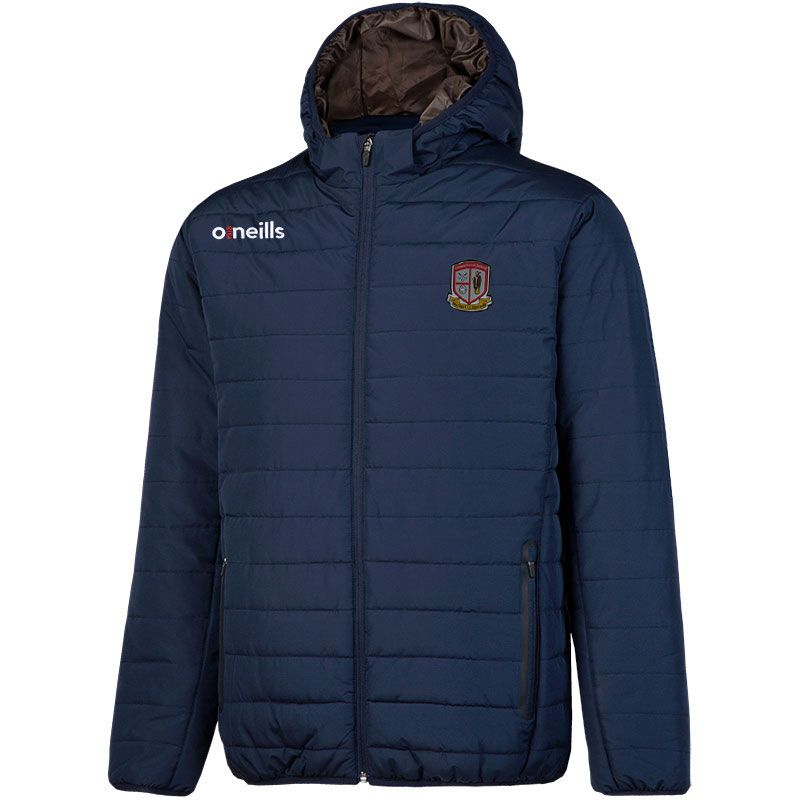 St Pats Palmerstown Solar Hooded Padded Jacket