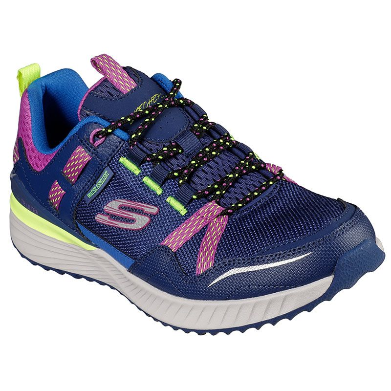 Women's Skechers TR Ultra River Creeks Trainers Navy / Purple / Lime