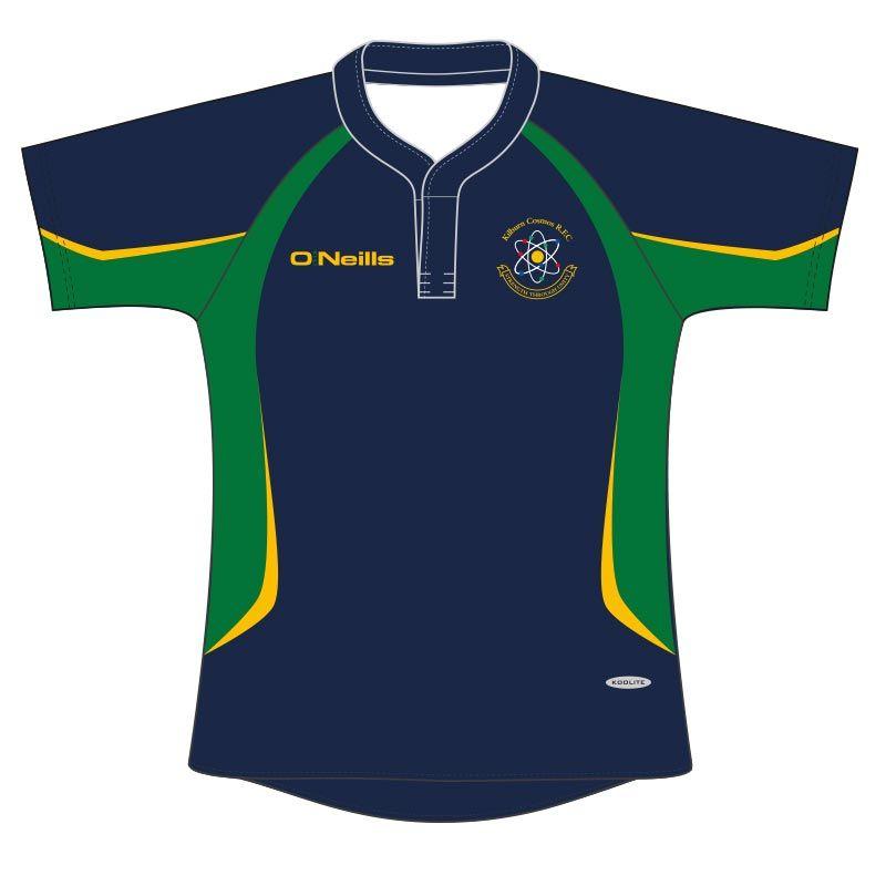 Kilburn Cosmos Kids' Rugby Jersey (No Sponsor)