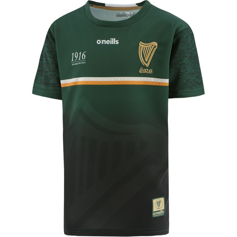 New 1916 Commemoration Kids' Jersey Green