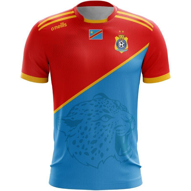 Democratic Republic of Congo Home Jersey