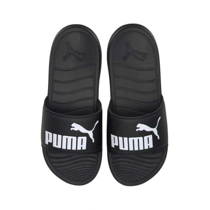 Men's Puma Popcat 20 Sandals Black / White