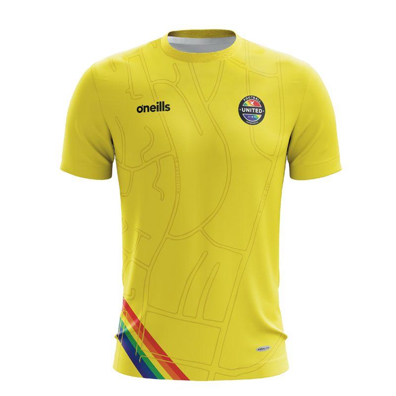 Whitehawk FC Soccer Jersey (LGBT Goalkeeper Shirt)