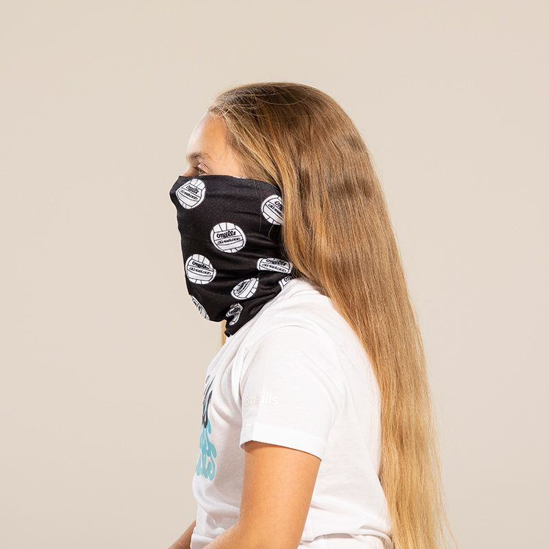 Kids' O'Neills Ball Mini Print Snood Black