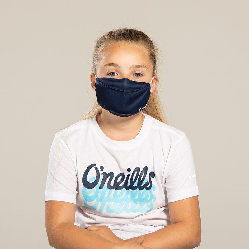 Kids' Reusable Face Mask Marine