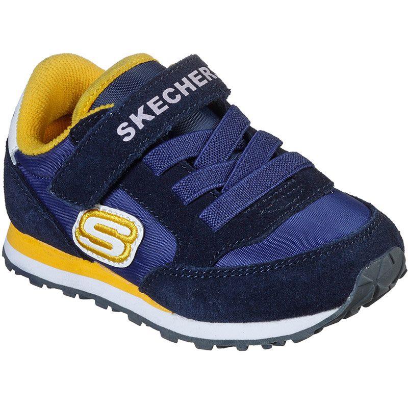 Kids' Skechers Strap Retro Infant