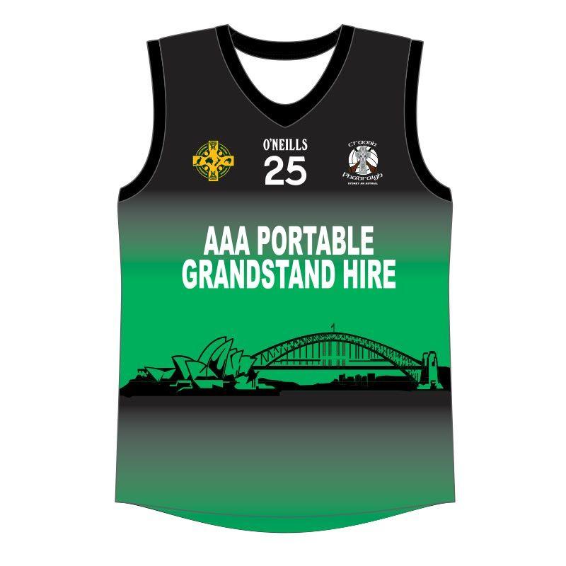 Craobh Phadraigh GAA Sydney Womens Vest (2017)