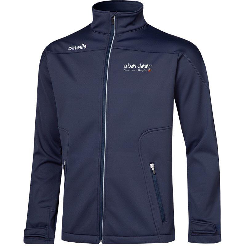 Aberdeen Grammar Rugby Kids' Decade Soft Shell Jacket