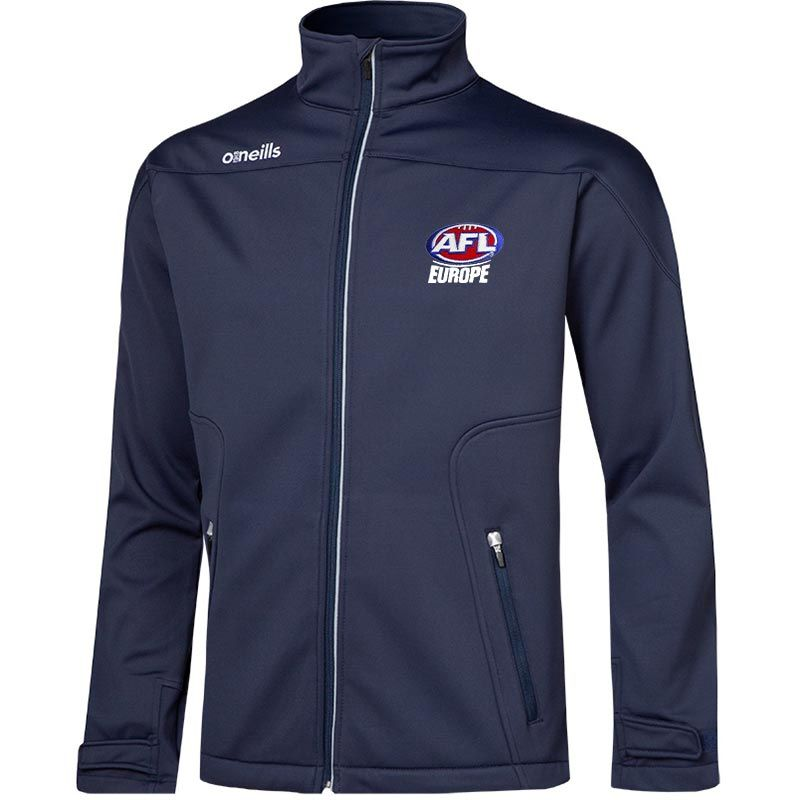 AFL Europe Kids' Decade Soft Shell Jacket