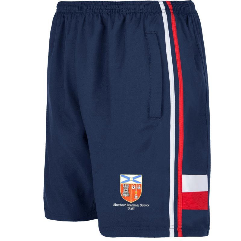 Aberdeen Grammar School Staff Rick Shorts Kids