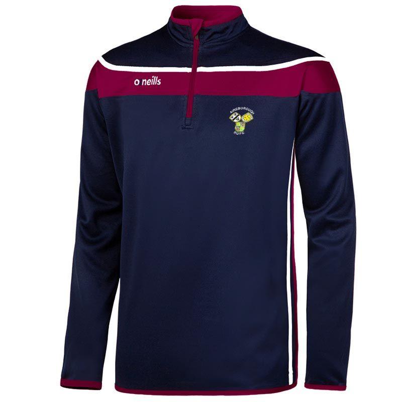 Aireborough RUFC Auckland Squad Half Zip