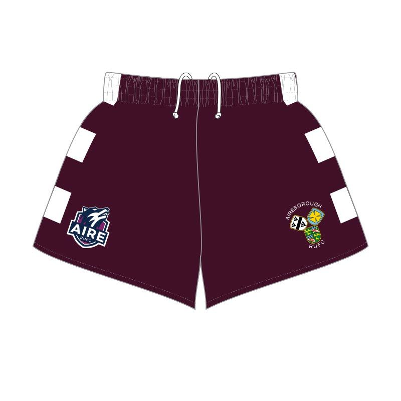 Aireborough RUFC Rugby Shorts