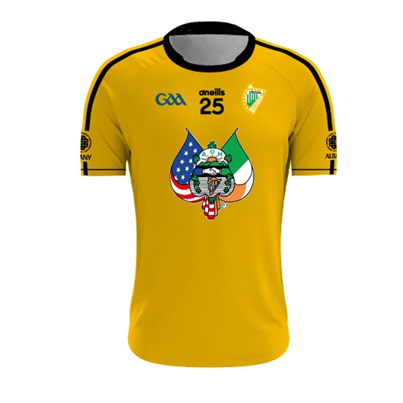 Albany Rebels GAA  Keeper Jersey Womens Fit