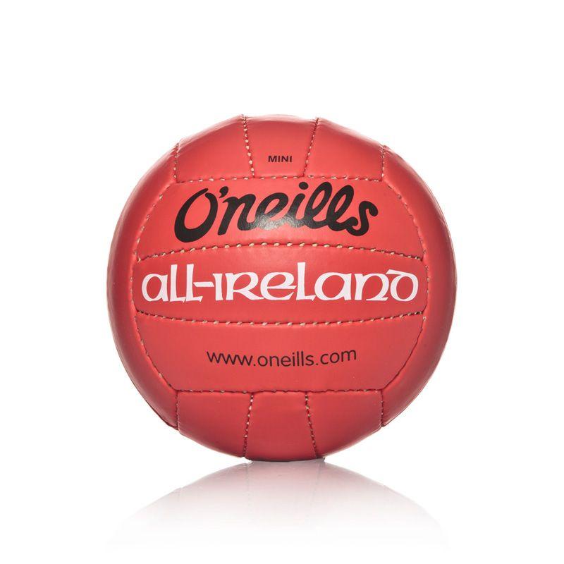 Mini All Ireland Football (Red)