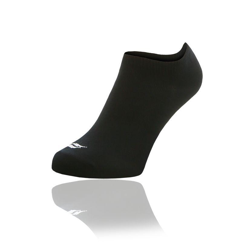 Women's Sof Sole No Show 6 Pack Socks Black