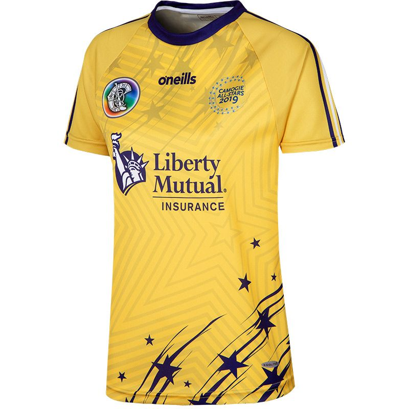 Camogie All Stars Away Jersey