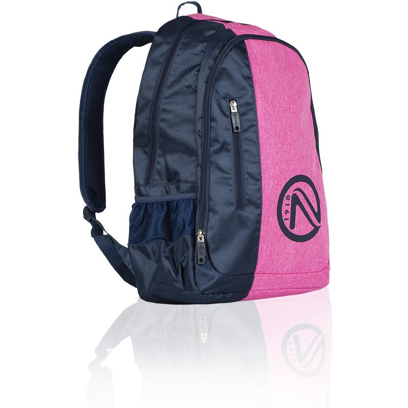 Alpine Backpack (Marl Pink/Marine)